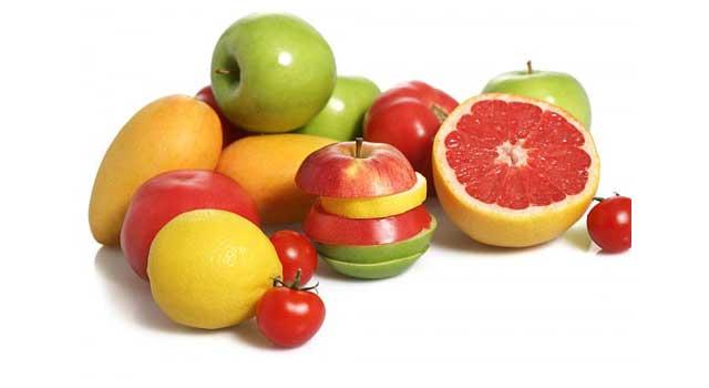 Trài cây nhiều vitamin C