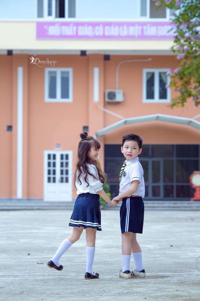 """Sau kỷ yếu mẫu giáo, Hoa khôi nhí Tuyên Quang lại khiến dân mạng sục sôi với bộ ảnh """"Tạm biệt lớp 1"""" - Ảnh 29."""