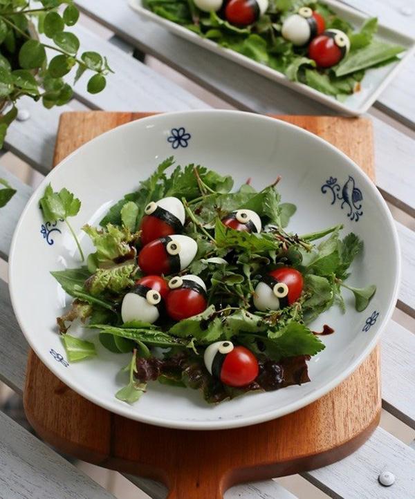 Giảm cân giữ dáng với 2 công thức chế biến salad rau - Ảnh 9.