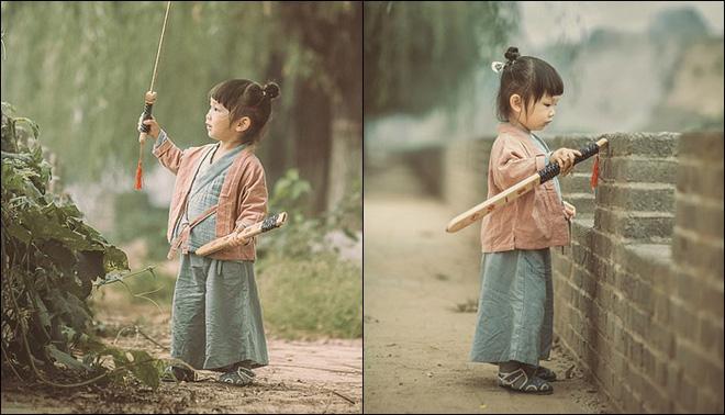 Bé gái 3 tuổi vụt sáng thành ngôi sao mạng xã hội sau khi bố khoe hàng trăm bức ảnh chụp con gái - Ảnh 21.