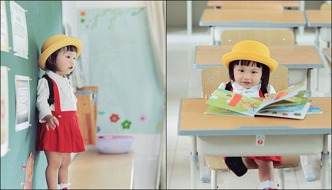 Bé gái 3 tuổi vụt sáng thành ngôi sao mạng xã hội sau khi bố khoe hàng trăm bức ảnh chụp con gái - Ảnh 7.