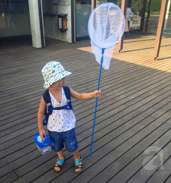 Thích thú với cách người Nhật dùng côn trùng làm giáo cụ dạy trẻ - Ảnh 6.