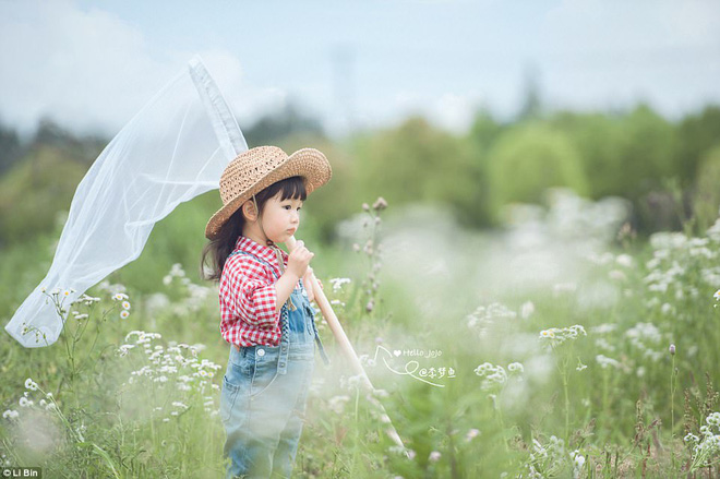 Bé gái 3 tuổi vụt sáng thành ngôi sao mạng xã hội sau khi bố khoe hàng trăm bức ảnh chụp con gái - Ảnh 12.
