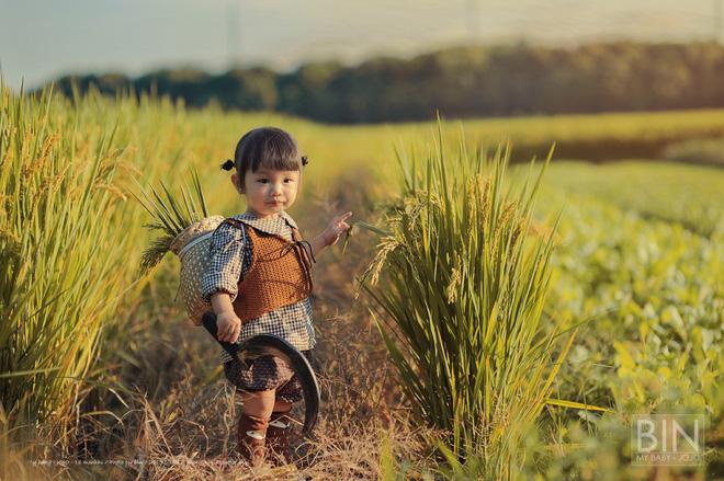 Bé gái 3 tuổi vụt sáng thành ngôi sao mạng xã hội sau khi bố khoe hàng trăm bức ảnh chụp con gái - Ảnh 13.