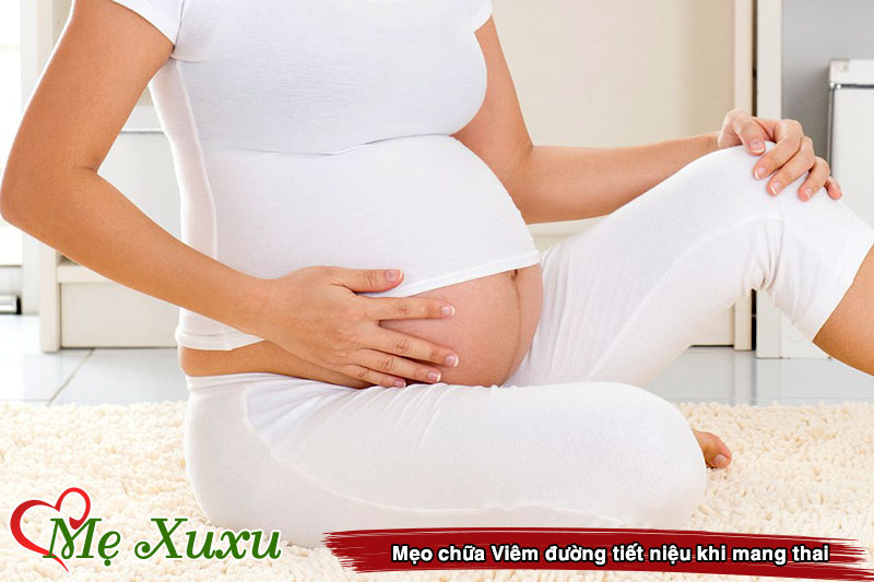 Viêm đường tiết niệu khi mang thai