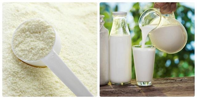 Sữa bột hay sữa tươi cũng đều tốt cho trẻ 1 tuổi